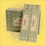 Goloka Natures Meditation masala/Természetes Meditáció maszala füstölő