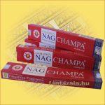 Nag Champa masala füstölő/Vijayshree/Golden Nag Champa