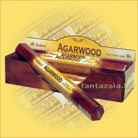 Agarfa illatú füstölő/Tulasi Tulasi Agarwood