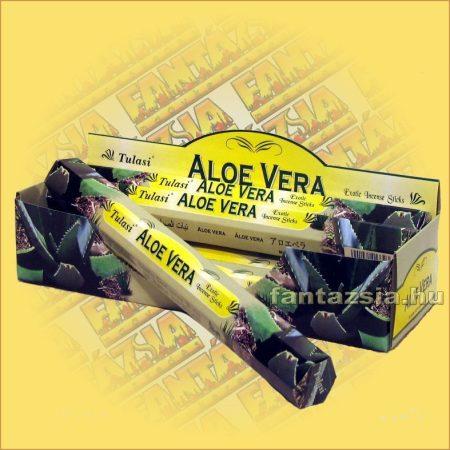 Aloe Vera illatú füstölő/Tulasi  Aloe Vera