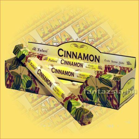 Fahéj füstölő/Tulasi Cinnamon