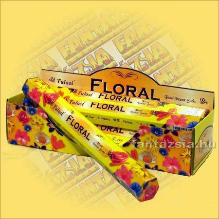 Virág füstölő/Tulasi Flowers