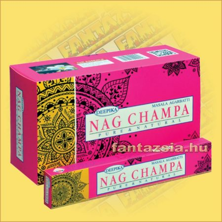 Nag Champa-Deepika Masala Füstölő