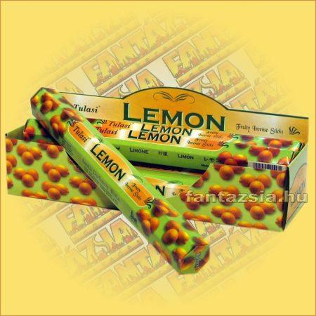 Citrom füstölő/Tulasi Lemon