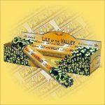 Gyöngyvirág füstölő/Tulasi Lilly of the Valley