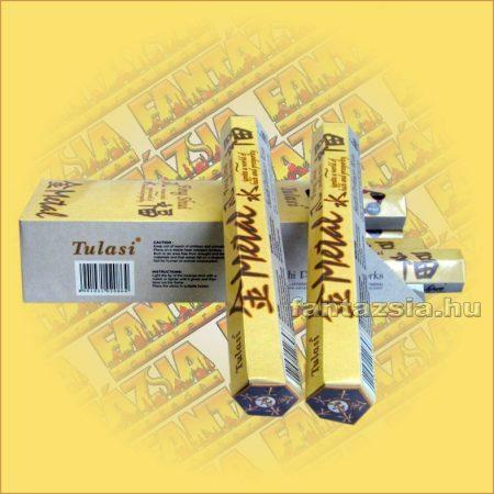 Fém/Metal Tulasi Feng Shui füstölő