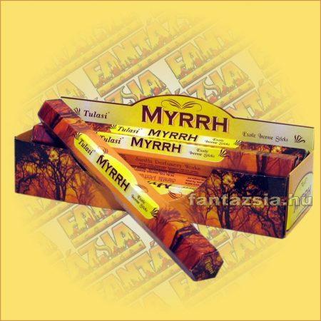 Mirha füstölő/Tulasi Mirrh