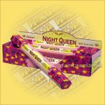 Éjszaka királynője füstölő/Tulasi Night Queen