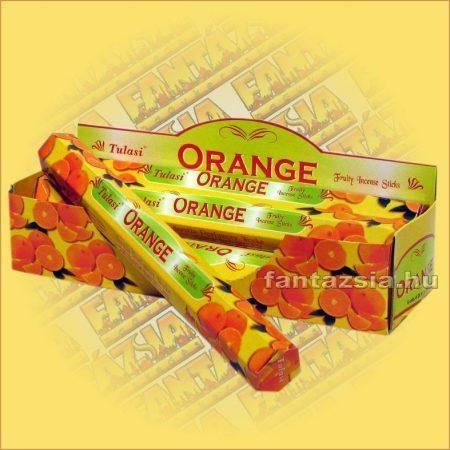 Narancs füstölő/Tulasi Orange