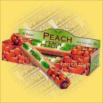 Barack illatú füstölő/Tulasi  Peach