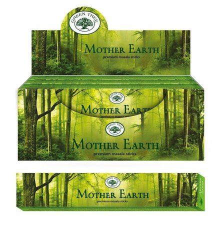 Green Tree-Mother Eart-Földanya Masala Füstölő