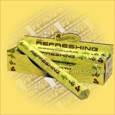 Frissítő/Refreshing Tulasi Aromaterápiás füstölő