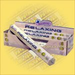 Nyugtató/Relaxing Tulasi Aromaterápiás füstölő