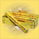 Érzéki/Sensuality Tulasi Aromaterápiás füstölő