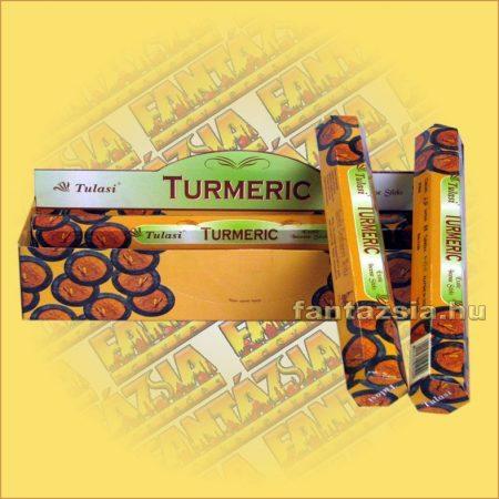 Kurkuma füstölő/Tulasi Turmelic