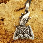 Ozirisz - Egyiptomi Amulett
