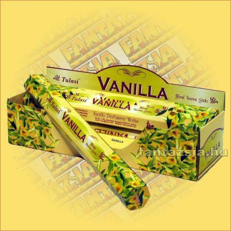 Vanilia füstölő/Tulasi Vanilla