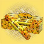 Sárga rózsa füstölő/Tulasi Yellow Rose