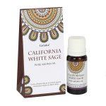 Goloka California White Sage-Kaliforniai Fehér Zsálya aromaolaj