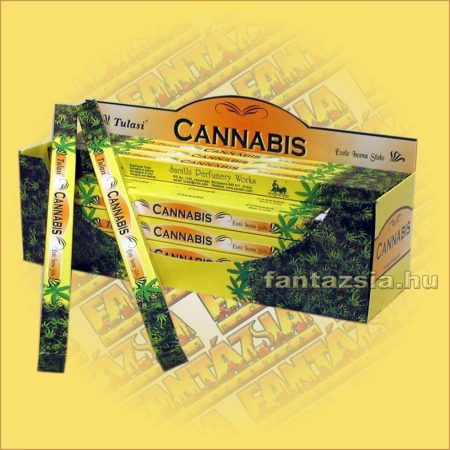 Kender füstölő/Tulasi Cannabis