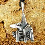 Anubisz - Egyiptomi Amulett