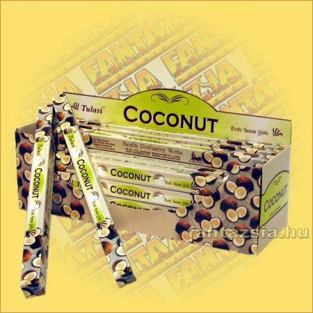 Kókusz füstölő/Tulasi Coconut