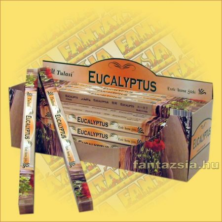 Eukaliptusz füstölő/Tulasi Eucalyptus