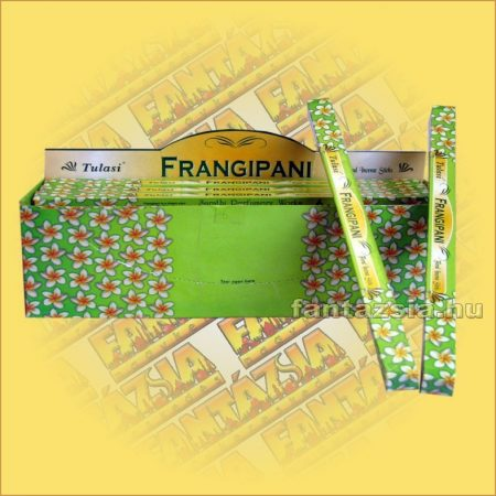 Frangipani füstölő/Tulasi Frangipani