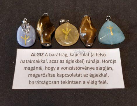 ALGIZ-Rúna medál