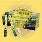 Zöld Tea füstölő/Tulasi Green Tea