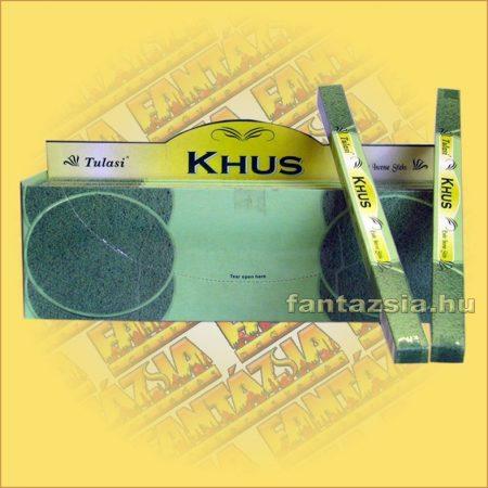 Kuszkusz füstölő/Tulasi Khus
