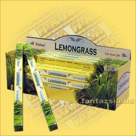 Citromfű füstölő/Tulasi Lemongrass