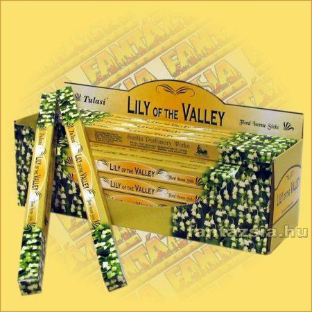 Gyöngyvirág füstölő/Tulasi Lily of the Valley