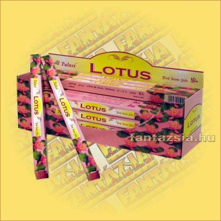 Lótusz füstölő/Tulasi Lotus