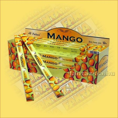 Mangó füstölő/Tulasi Mango