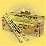 Meditációs füstölő/Tulasi Meditation