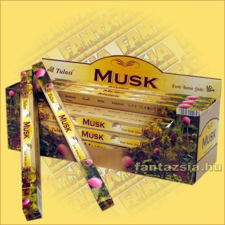 Pézsma füstölő/Tulasi Musk