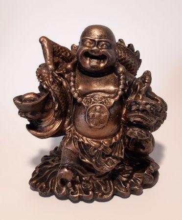 Buddha Sárkánnyal