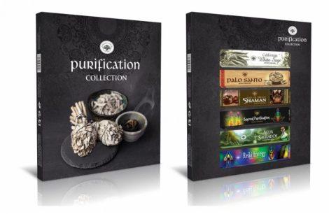 Green Tree-Purification Collection-Tisztító Kollekció Masala Füstölő Csomag