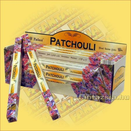 Pacsuli füstölő/Tulasi Patchouli