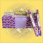 Bíbor Rózsa füstölő/Tulasi Purple Rose
