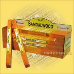 Szantál füstölő/Tulasi Sandalwood