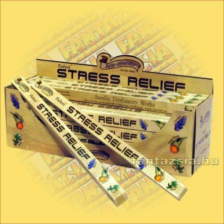 Stresszoldó füstölő/Tulasi Stress Relief