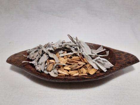 Palo Santo chipsz és Angelikagyökér csomag 20 gr