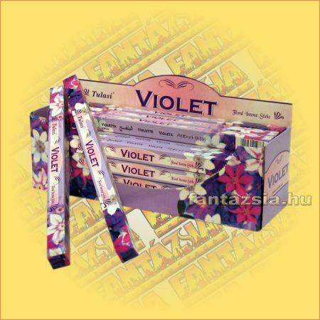 Ibolya füstölő/Tulasi Violet