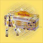 Fehér Rózsa füstölő/Tulasi White Rose