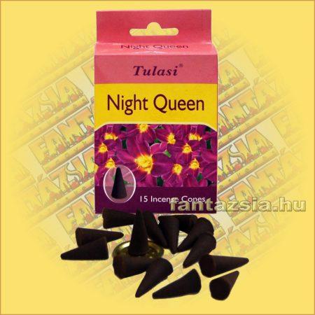 Éjszaka királynője kúpfüstölő