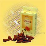 Narancs illatú kúpfüstölő