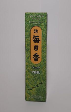 Pine (Fenyő) Morning Star Japán füstölő