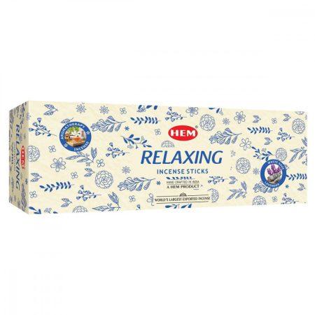Hem Relaxing Aromatherapy indiai füstölő/Hem Relaxáló